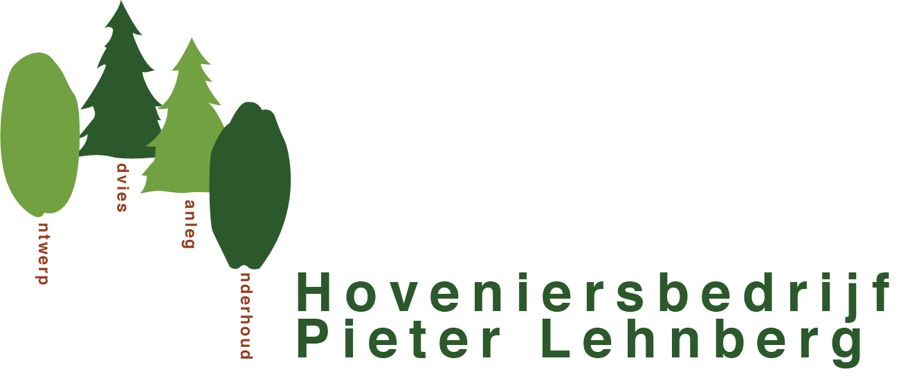 Logo Hoveniers bedrijf Pieter Lehnberg
